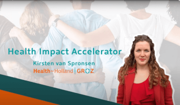 Apply now for the Health Impact Accelerator