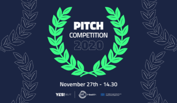 PITCH COMPETITION 2020 EIT Health Central Bootcamp Tour 2020