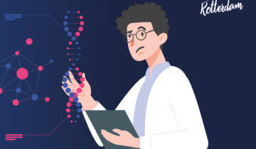Banner LSH010 ontbijt 17 juni 2021: DNA sequencing and the impact on personalized cancer treatments.